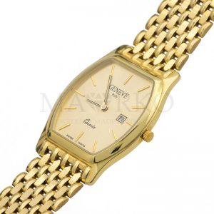 złoty zegarek Geneve